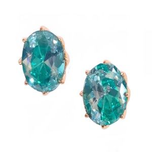 KATE SPADE • Shine On Oval Earrings